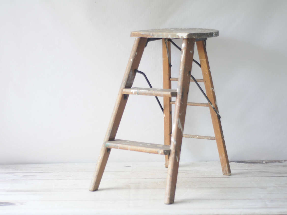 Wood Step Stools
