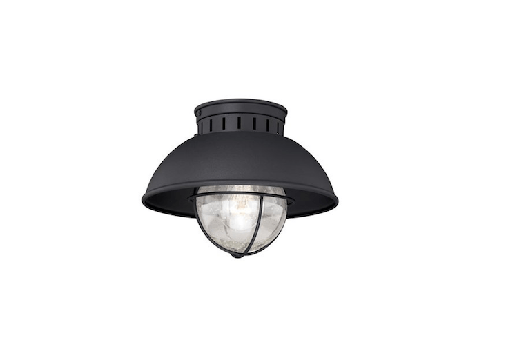 Made Of Steel And Rated For Use In A Damp Exterior Location An Archibald Flush