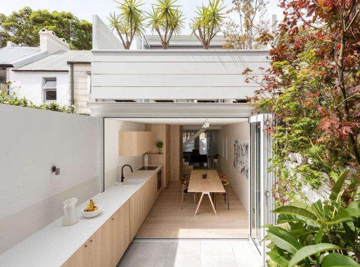 In Their Remodel Of A U201cdark And Unpleasant Inner City Terrace Houseu201d In