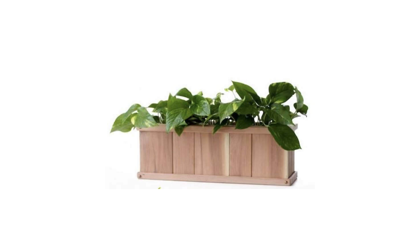 10 Easy Pieces Wooden Window Boxes Gardenista