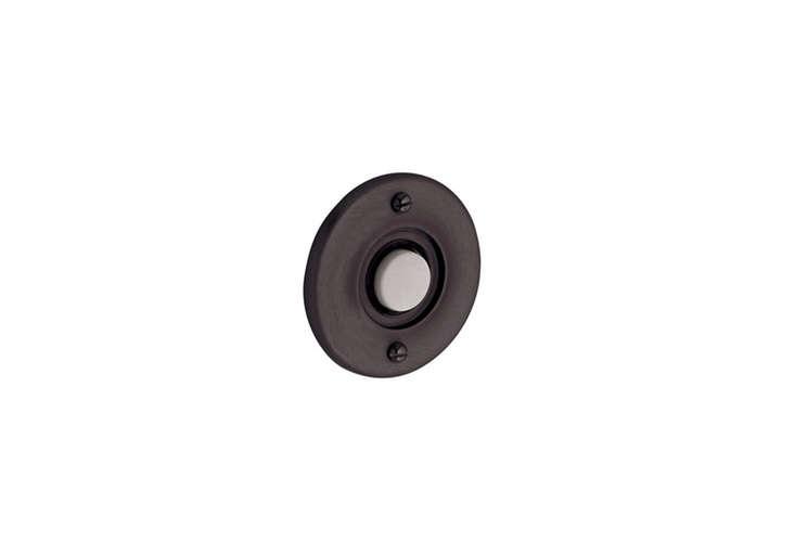 Round Door Bell Button Baldwin