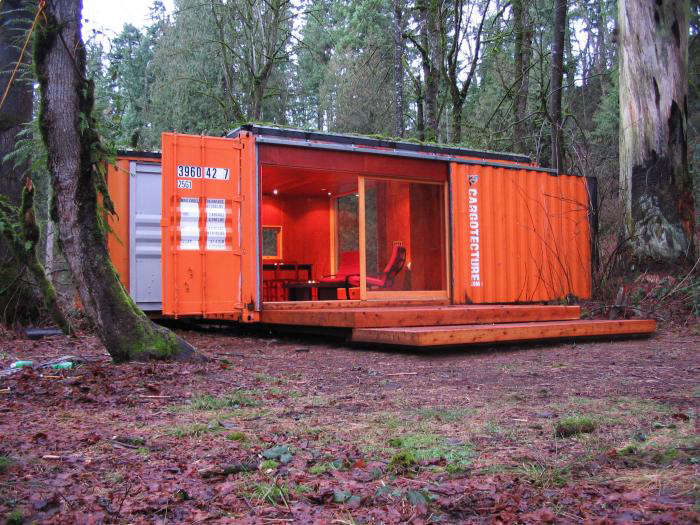 Shipping Containers 10 Recycled And Repurposed Houses Gardenista