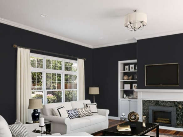 shades of gray architects pick the 10 best exterior gray paints gardenista. Black Bedroom Furniture Sets. Home Design Ideas