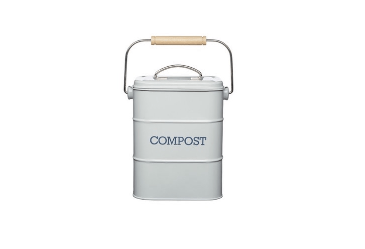 From Emporium Cook Shop In The UK, A Kitchen Craft Compost Bin Comes In  Three