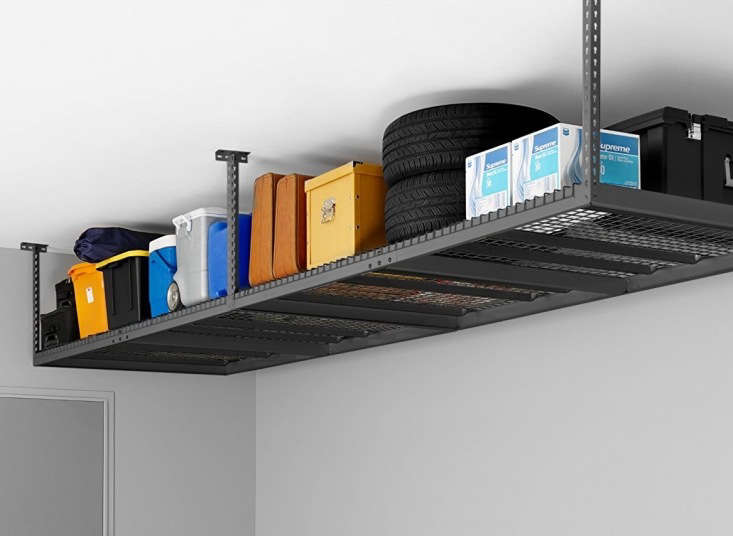 New Age Ceiling Storage Rack Inspiration NewAge Ceiling Mount Garage Storage Rack