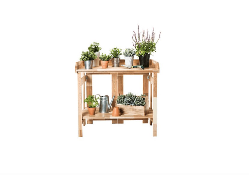 10 Easy Pieces Wooden Potting Benches Gardenista