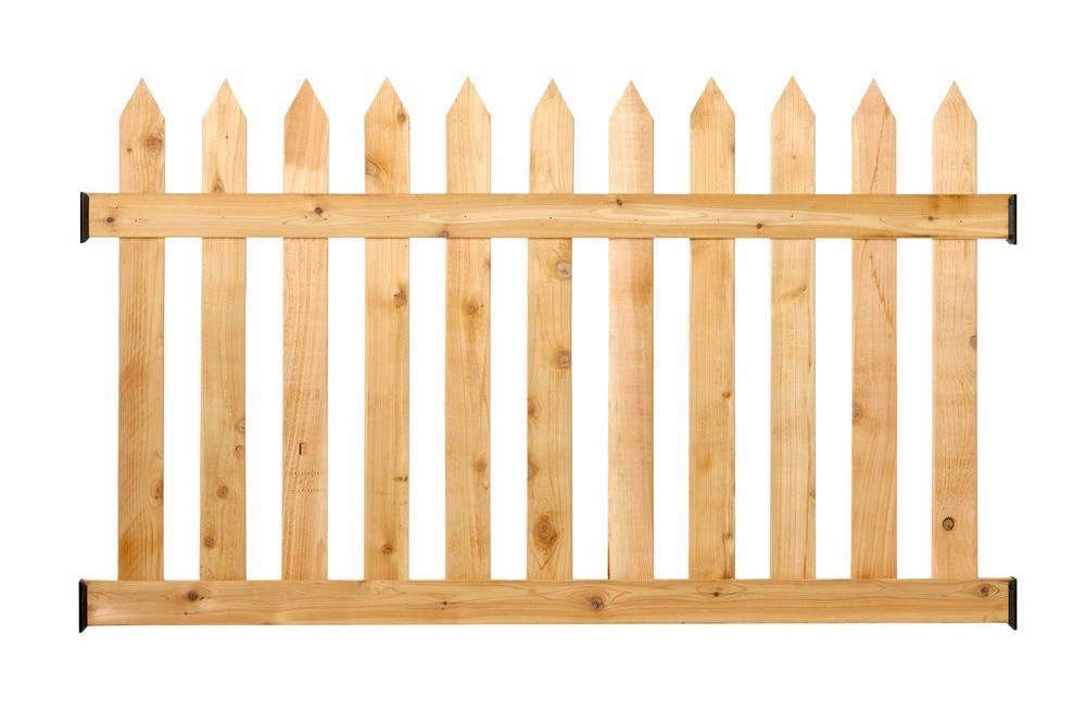 Hardscaping 101: Picket Fence