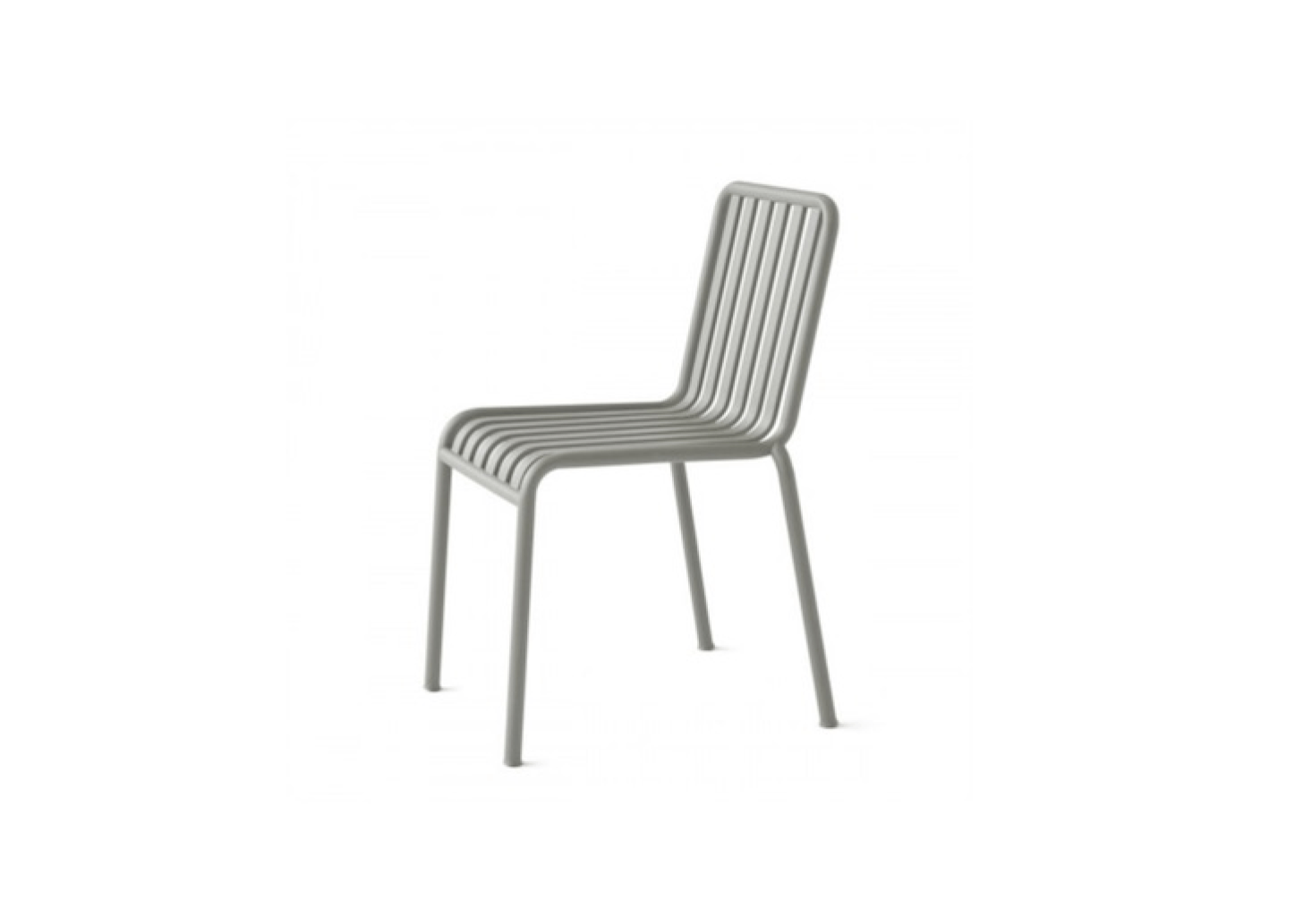 Ordinaire A Galvanized Powder Coated Steel Hay Palissade Chair In An Anthracite Color  Is £189