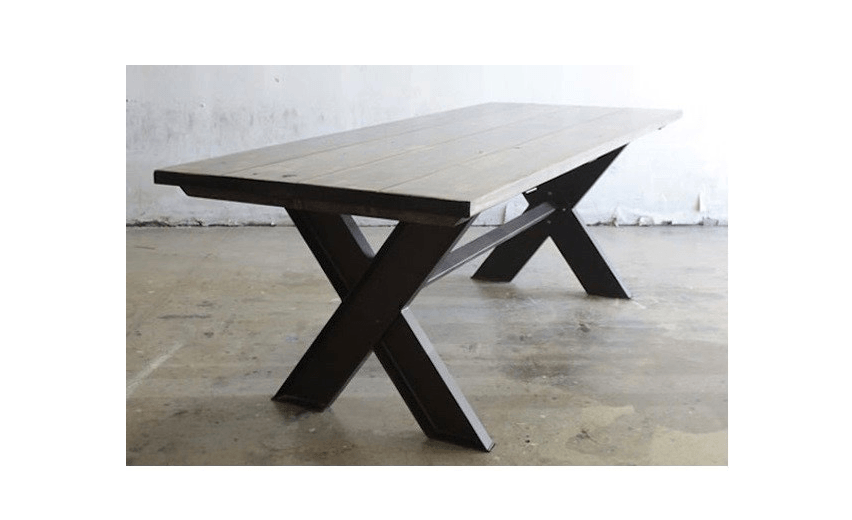Trestle Table Furniture Jamesjames. James+James