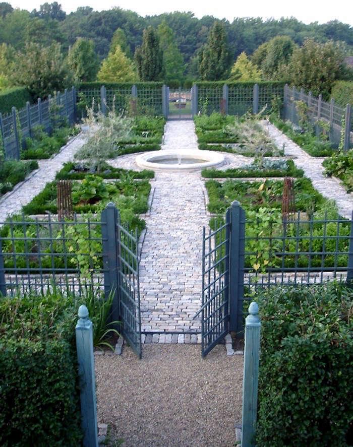 The Garden Designer Is In A Deer Proof Edible Garden East Coast