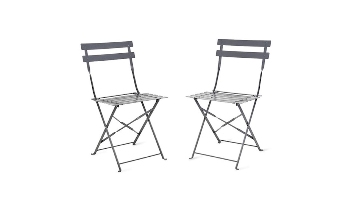 Pull Up A Seat Our Favorite Folding Metal Bistro Chairs