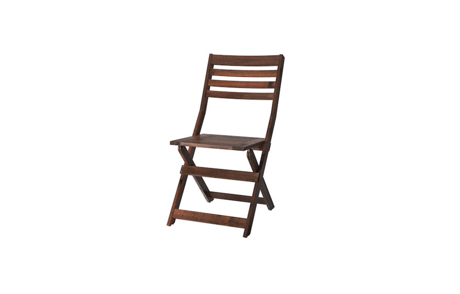 Pleasing 10 Easy Pieces Folding Patio Chairs Gardenista Andrewgaddart Wooden Chair Designs For Living Room Andrewgaddartcom