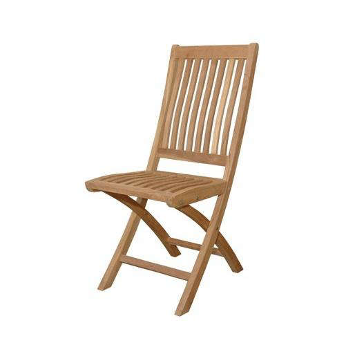 Folding Tropico Outdoor Dining Chair