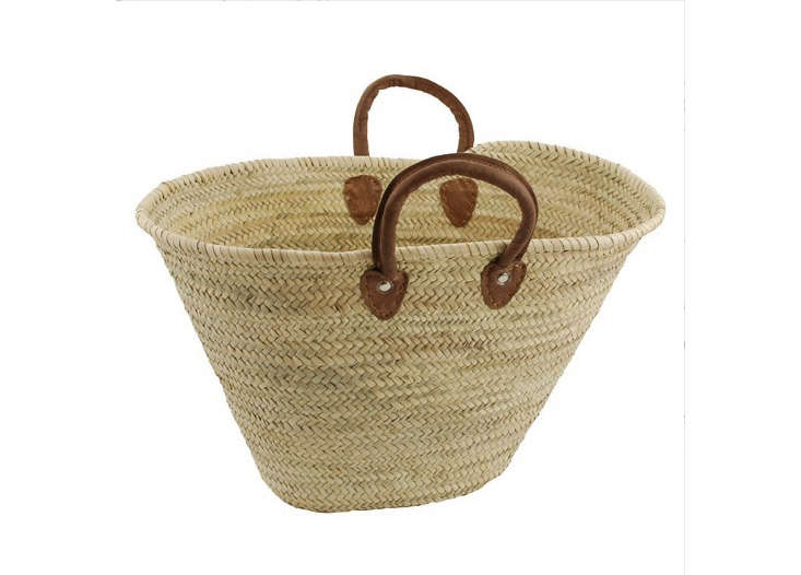 french-market-basket-short-leather-handles-gardenista