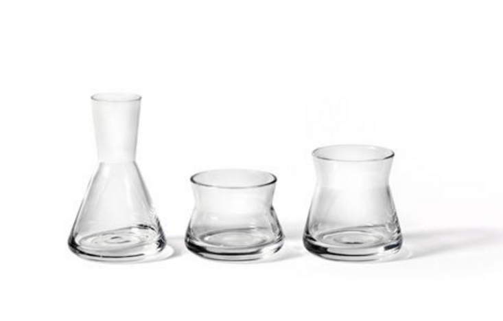 If You Want To Get Me Something For My Birthday, Consider A Clear Glass Trio