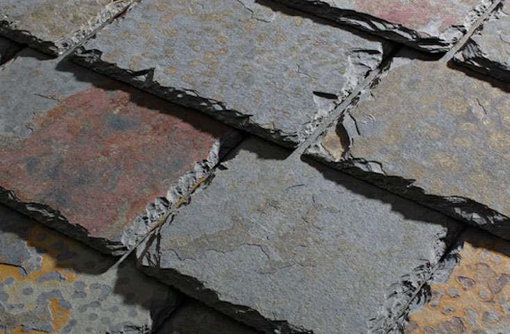 Hardscaping 101: Slate Roofing Tiles - Gardenista
