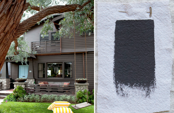 Best Gray Paint Colors Exterior Benjamin Moore Iron Mountain