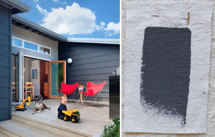 Best Gray Paint Colors Exterior Benjamin Moore Graphite
