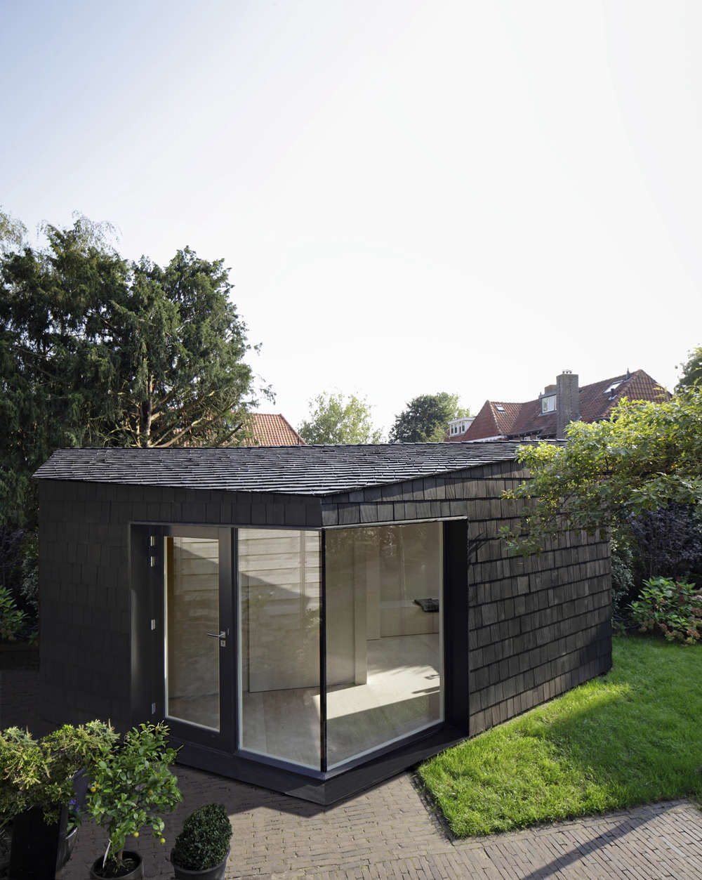 outbuilding of the week a 323 square foot backyard guest house