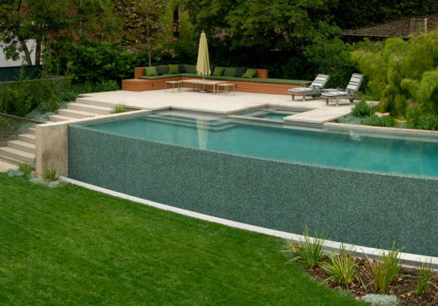 Russ cletta design studio inc landscape architect for Above ground pool decks las vegas