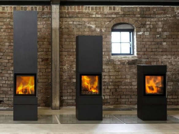 Wittus Cubic Series Wood Stove - 10 Easy Pieces: Freestanding Wood Stoves - Gardenista