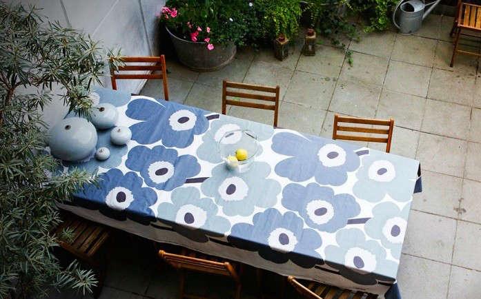 modern oilcloth fabric - 697×434