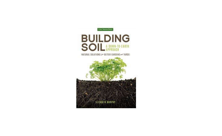 Building Soil: A Down-to-Earth Approach is $17.26 at Amazon.