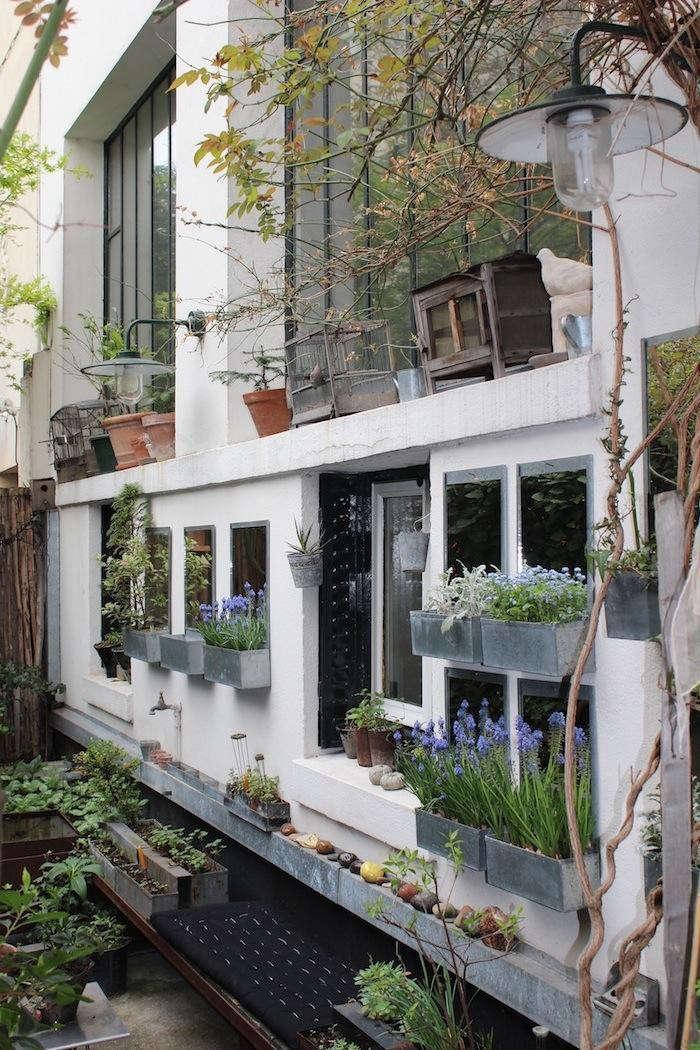 10 Easy Pieces Metal Window Boxes Gardenista