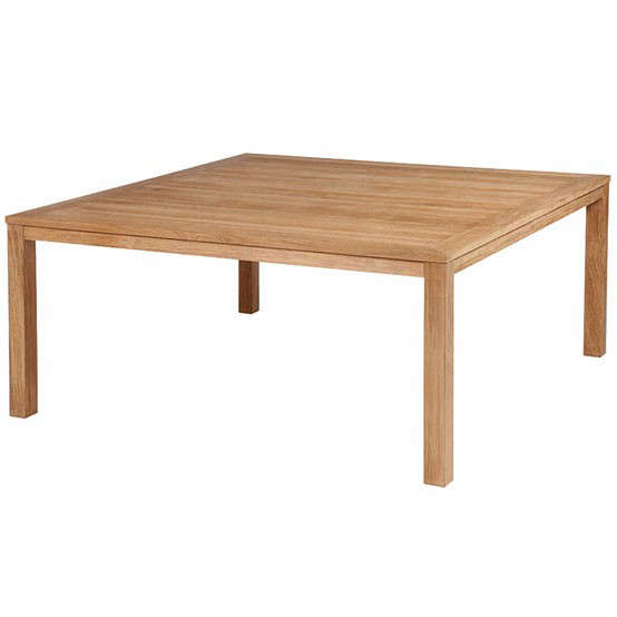 The Gardenista Teak Dining Tables Gardenista - 68 inch dining table