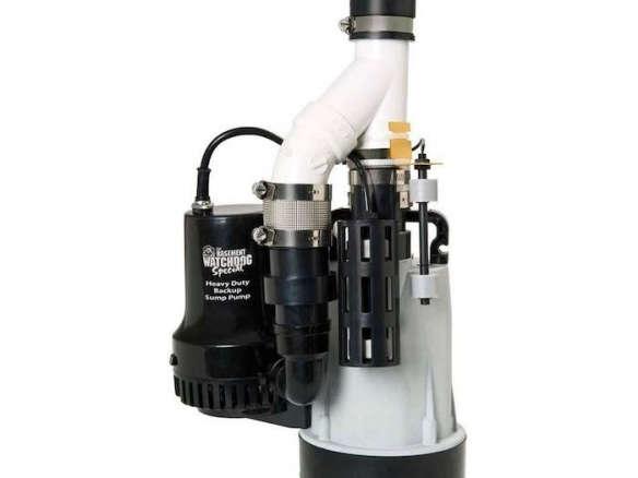 basement watchdog basement watchdog 1 2 hp big combination sump