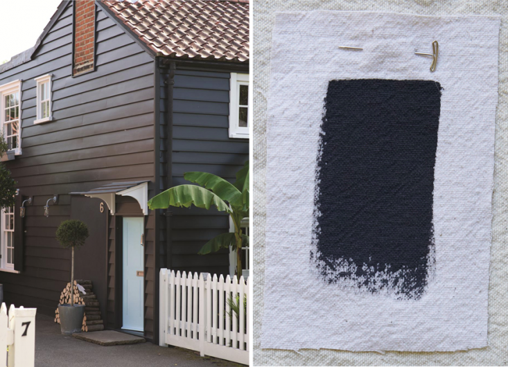 Exceptional Best Exterior Black House Paint Colors, Farrow And Ball Off Black,  Gardenista Part 29