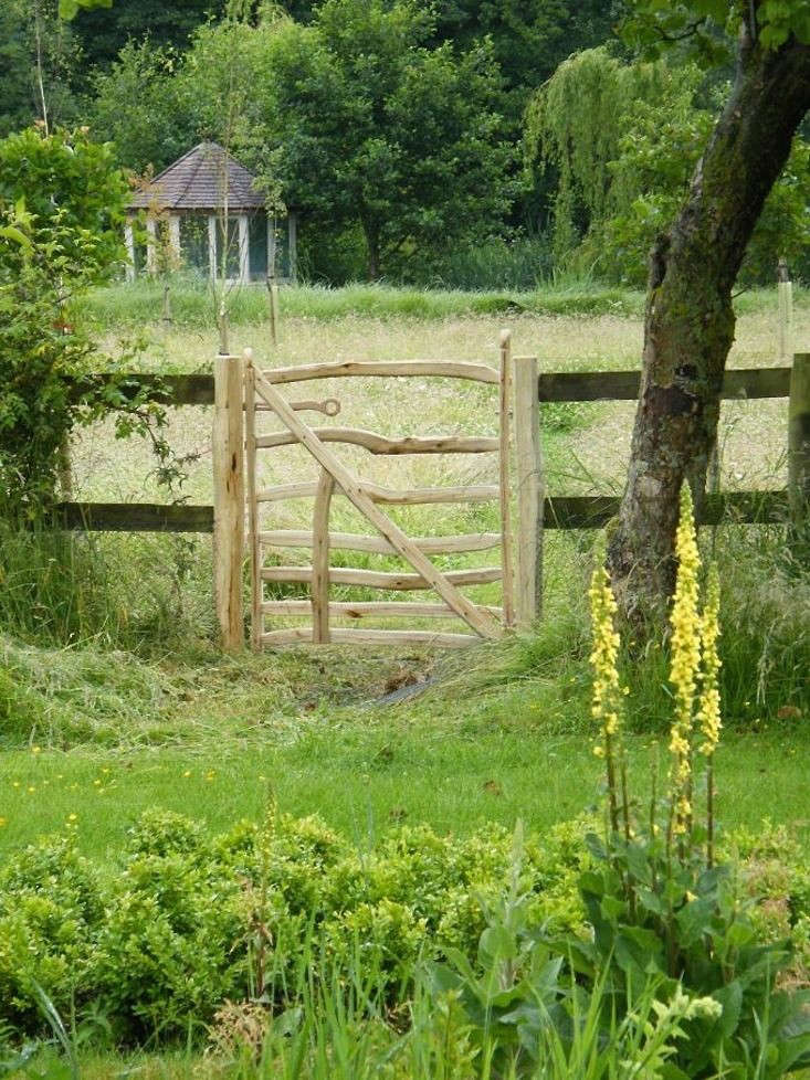 Fence Hurdles And Gates From Green Man Wood Crafts