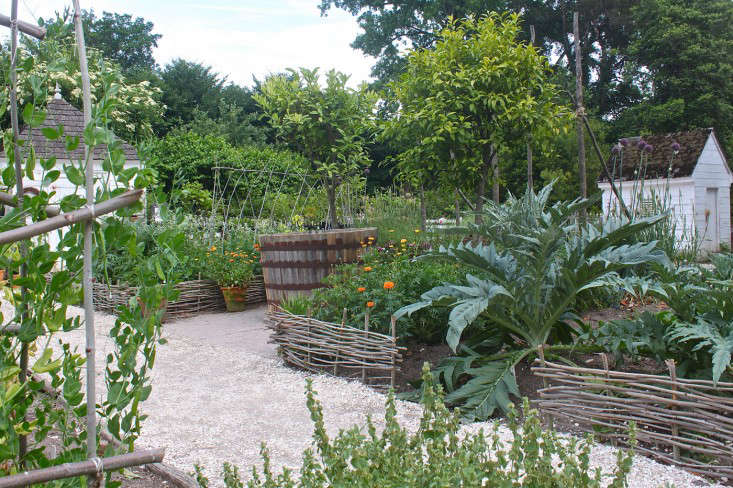 Garden Visit: Secrets Of Another Century At Colonial Williamsburg