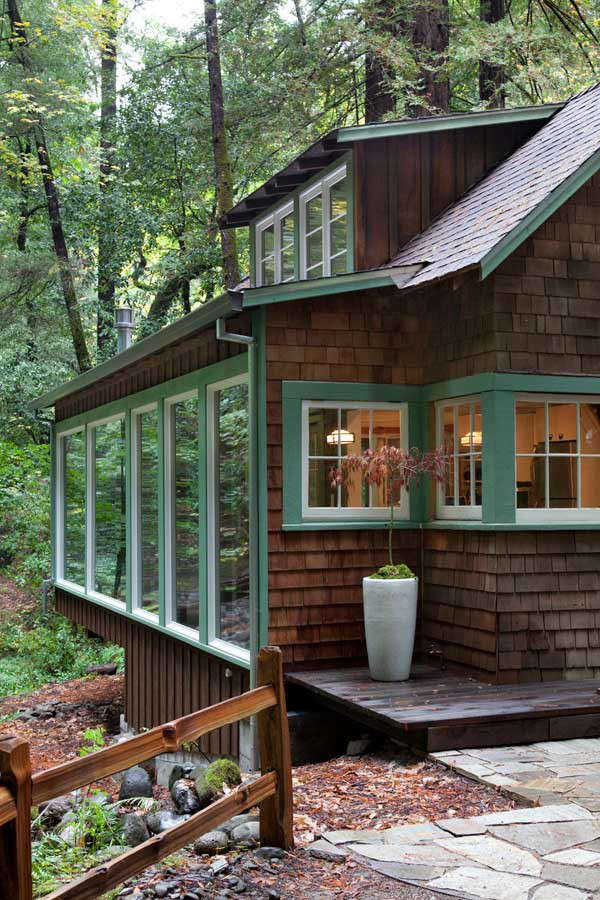 The Ultimate Creekside Cabin Northern California Edition