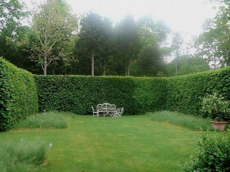 ... Hedge Rimmed Garden Rooms: One In Front Of The House, Centered On A  Majestic White Oak, And Two In Back. U201cI Knew The Spaces From The Very  Start,u201d Nevins ...