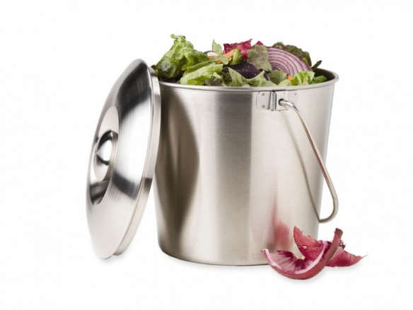 Domestic science curated collection from gardenista for Achla designs cp 03 kitchen compost pail