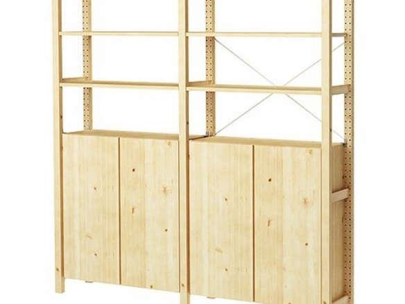 10 Easy Pieces Garage Storage Units Gardenista