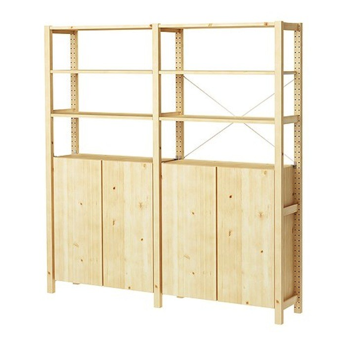 10 easy pieces garage storage units