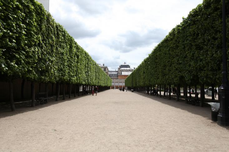 Hike of the Week: Getting Lost in the Jardin du Palais ...