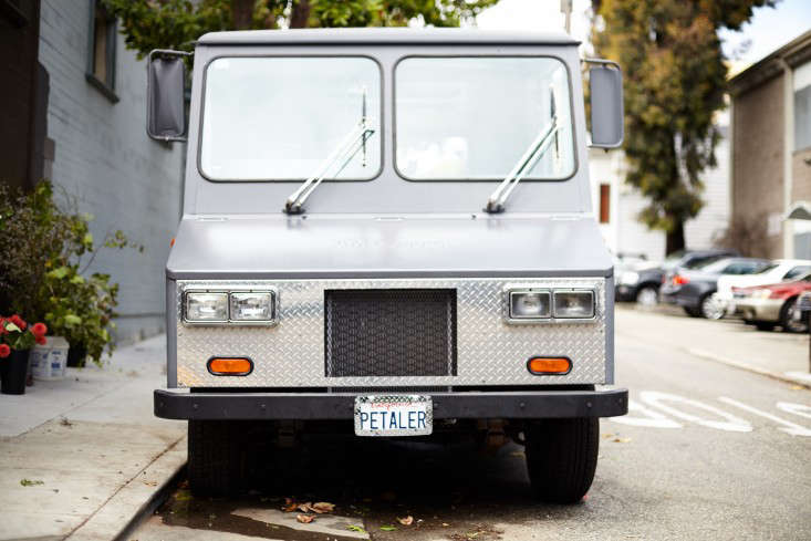 Flower Truck Los Angeles
