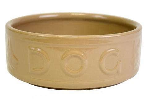 mason cash cane dog bowl