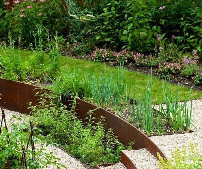 Landscaping Ideas Garden Walls: Landscaping Ideas: 8 Surprising Ways To Use Cor-ten Steel