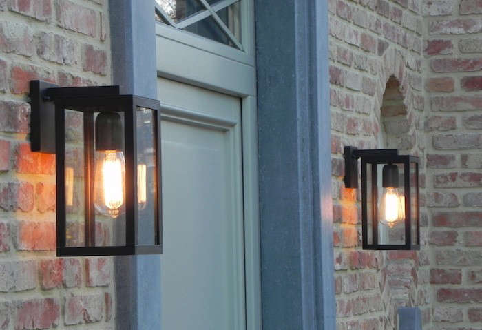 Hardscaping 101 Outdoor Entry Lighting Gardenista