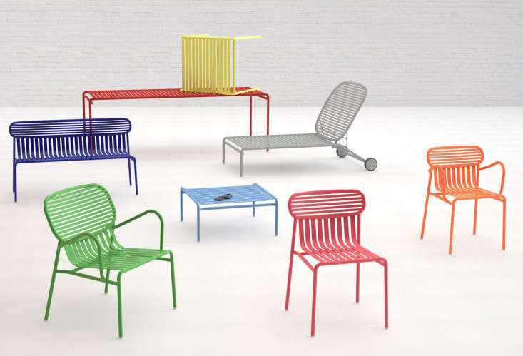 Superieur Color Theory: Stackable Outdoor Furniture From The South Of France