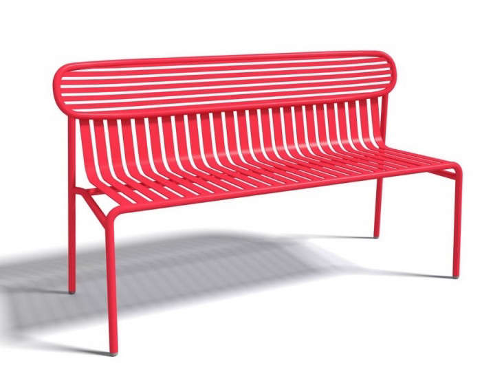 Garden Furniture France color theory: stackable outdoor furniture from the south of france