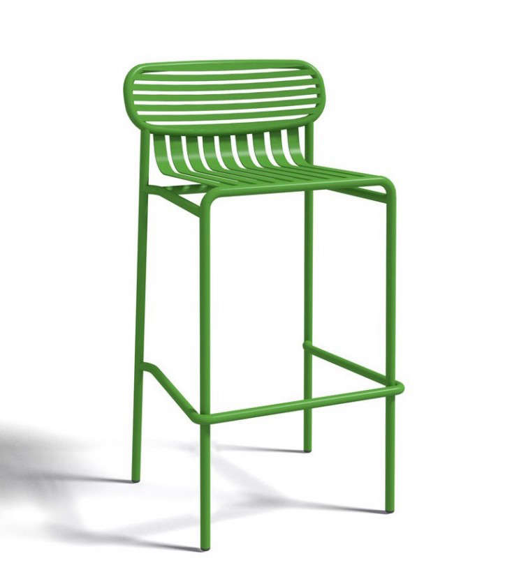 Color Theory: Stackable Outdoor Furniture From The South Of France
