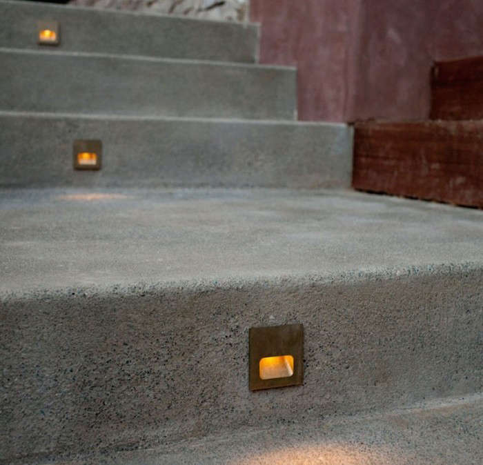 Bon Pedersen Landscape Architects Stairs Lights Gardenista 2
