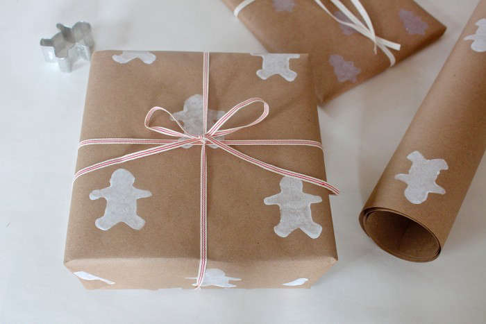 Diy Wrapping Paper Made By Your Kids Gardenista