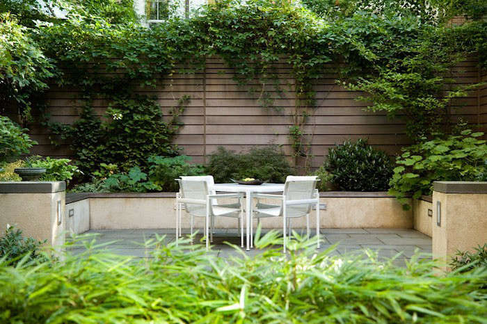 Landscape Architect Visit: A Lush NYC Backyard by Robin Key ...