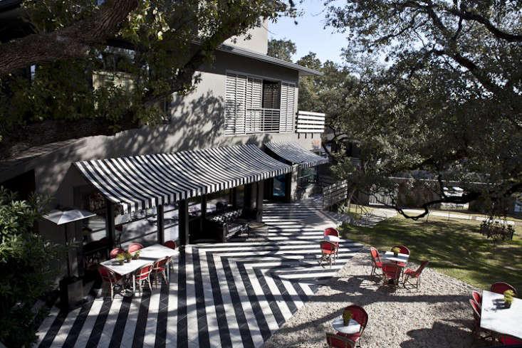 Landscape Architect Visit: The Hotel Saint Cecilia In Austin, TX